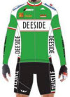 Deeside Thistle Cycling Kit